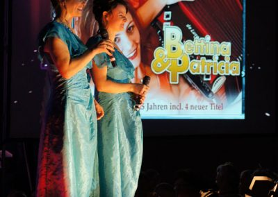 25 Jahre Bettina & Patricia