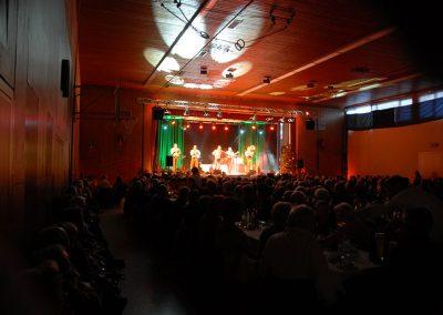 Weihnachtsgala 2014 in Amtzell mit Bettin & Patricia