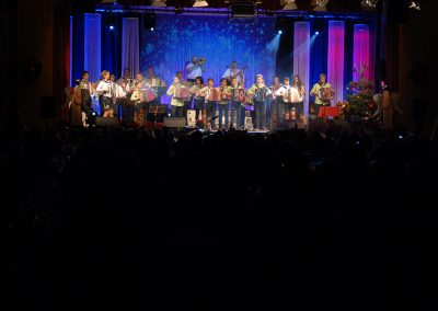 Weihnachtsgala 2016 in Amtzell mit Bettin & Patricia